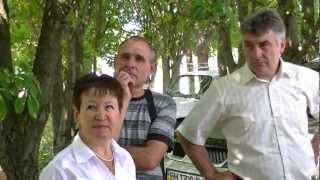 Встреча выпускников Ольшана 2012 ч 1