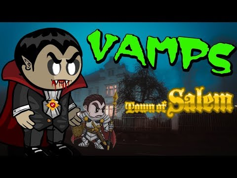 VAMPS ALL DAY | Town of Salem Custom Coven