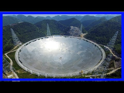 China's fast radio telescope discovers 2 pulsars during 1-year trial run News Today