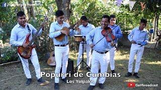 Popurrí de Cumbias con Violín por Los Yolpakis