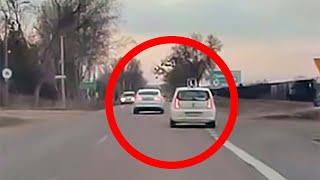 Nauka jazdy zjechała by nie doszło do czołowego zderzenia