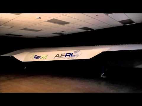 FlexFoil Adaptive Trailing Edge on a Gulfstream GIII Wing