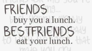 ❤Funny BFF Quotes❤
