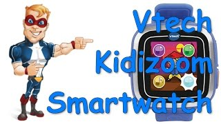 Kidizoom Smartwatch From VTech