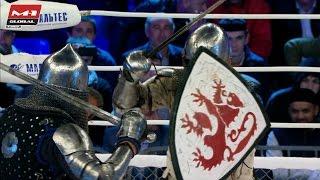 Сергей Уколов vs. Максим Плаксин, M-1 Medieval - M-1 Challenge 52, Назрань