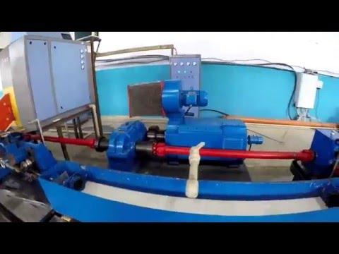 Кейс: Стан для производства сварных труб WG-76