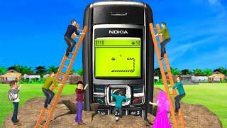 पुराना फ़ोन गेम जादुई Kahani 3D Hindi Kahaniya Old Mobile Phone Game Bed Time Stories हिंदी कहानिया