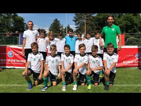 II. Kerület UFC - US Youth Soccer E. KMC-1 U11 Danube Challenge Cup 2018.05.20. Gerasdorf bei Wien