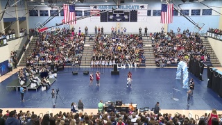 Har-Ber High School | Homecoming Assembly