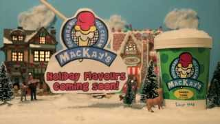 MacKay's Ice Cream - Holiday Flavours 2014 Thumbnail