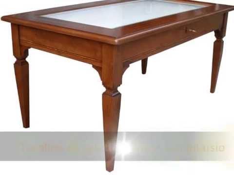 tavolino tavolini classici da salotto soggiorno con