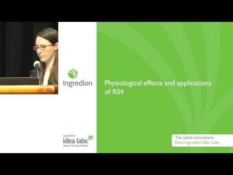 ILSI NA: In vitro digestibility and physiological effects of starch...(Qin Zhao and Maria Stewart)