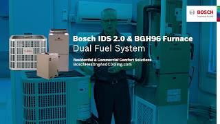 Bosch IDS 2.0 & BGH96 Dual Fuel System Fred C.