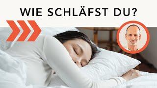Richtig schlafen gegen Rückenschmerzen ✅ Liebscher & Bracht