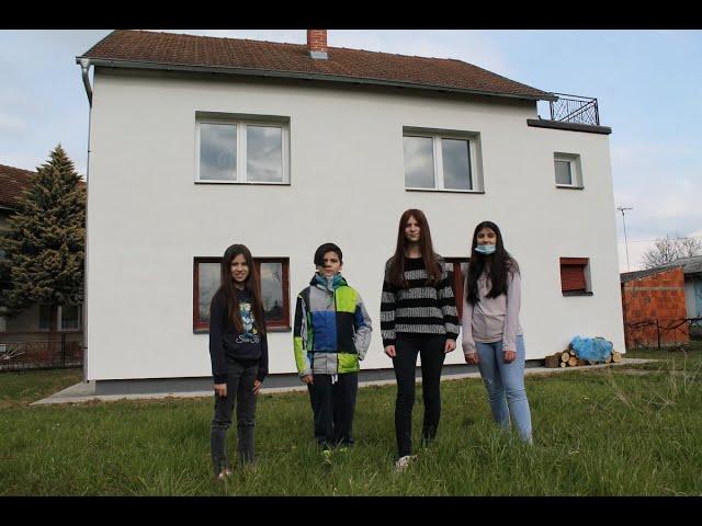 Највећи пројекат у Козарској Дубици до сада – кућа за породицу Радић