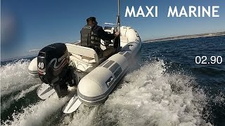 EXTREME TRIM TABS - for all Inflatable Boats (Zodiac), Dinghy or Tender