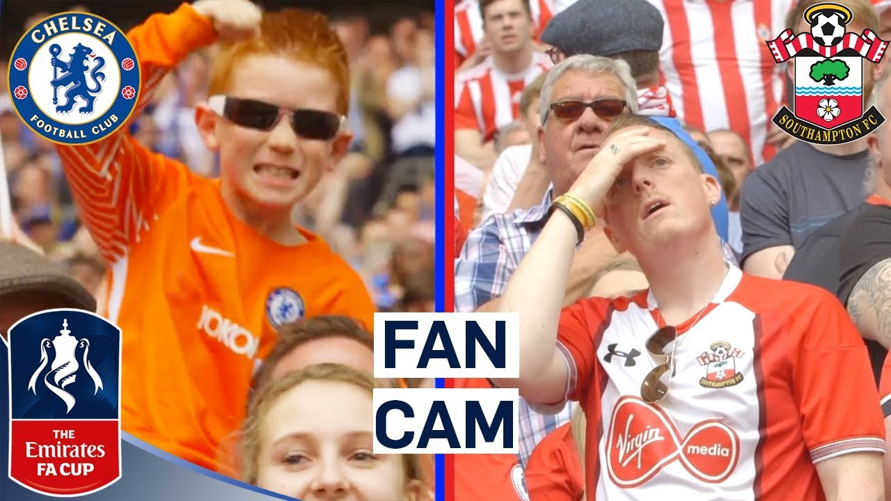 Download The Best Fan Reactions as Chelsea Reach FA Cup Final! | Fan Cam | Emirates FA Cup 17/18