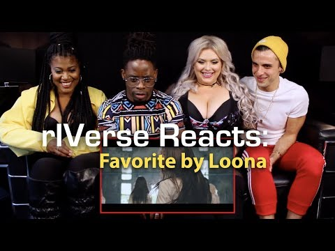 RIVerse Reacts: Favorite By Loona - M/V Reaction