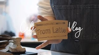 [#04 Cafe Vlog] [ENG] 카페 브이로그 …