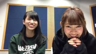 lyrical school、2回目の生出演! 今回はメンバーのmeiさんとminanさん...