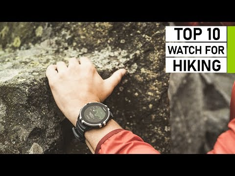 Top 10 Best Hiking Watch | Best GPS Watch for Hiking
