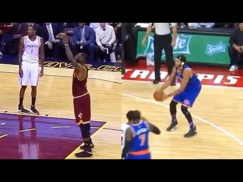 LeBron James Vs. Joakim Noah: Which Air Ball Is Worse?
