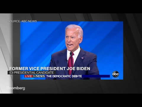 Joe Biden Battles Sanders, Warren on Health Care