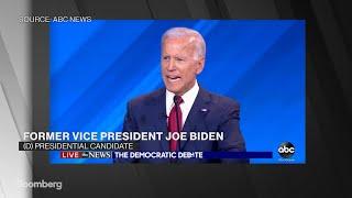 Joe Biden Battles Sanders Warren on Health Care