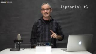 TIPTORIAL: Handy Trim Gain Shortcut for the 6-Series