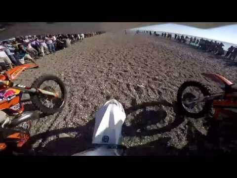 Graham Jarvis Sea to Sky Main Event Full Helmet Footage.