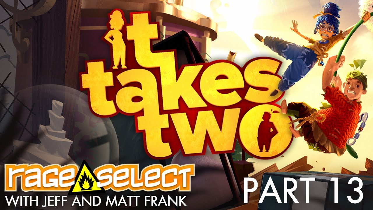 It Takes Two (Sequential Saturday) - Part 13