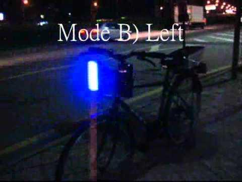 China Police Bicycle 2x48 Led Strobe Light Set A131 Youtube