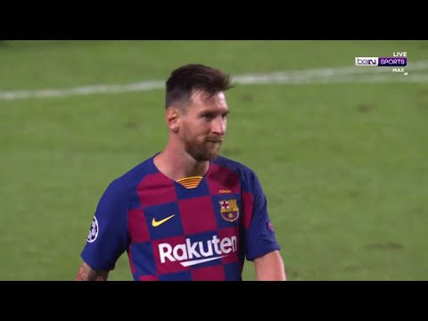 Bayern completely demolish Barcelona with a STAGGERING 8-2 scoreline | UCL 19/20 Moments