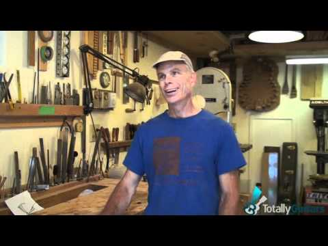 Becoming A Luthier