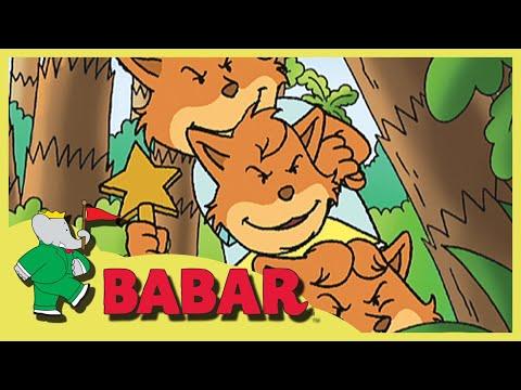 Babar | Land of the Treasure Hunt: Ep. 77