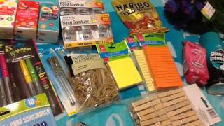 I'm teaching 2nd grade!  Teacher Dollar Tree Summer Haul!