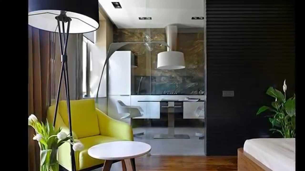 Дизайн квартиры студия 34 м