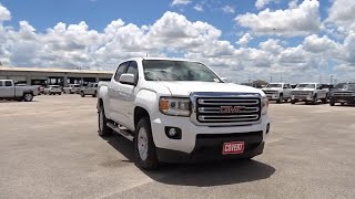 2015 GMC Canyon Austin, San Antonio, Bastrop, Killeen, College Station, TX 381658A