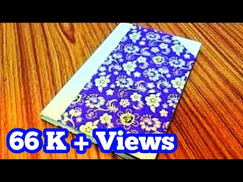 How to  book binding at home very easy method |Alex Creations |