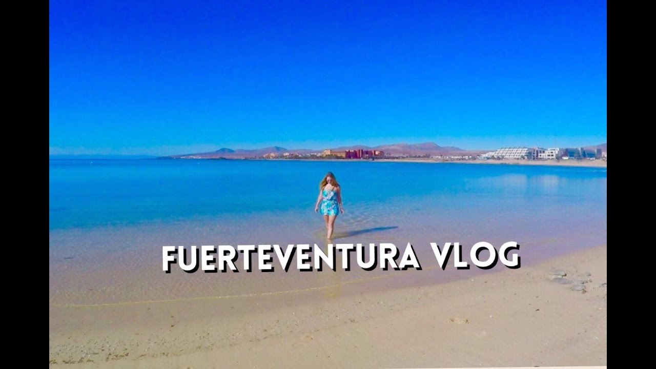 Barcelo Castillo Beach Resort Fuerteventura Tour Holiday Vlog