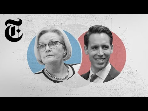 Can Missouri's Claire McCaskill Hold On to Her Senate Seat?   2018 Midterms