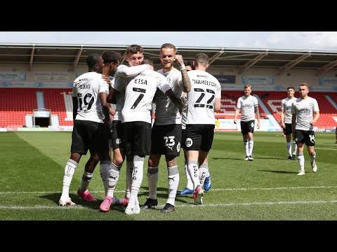 Doncaster Peterborough Goals And Highlights