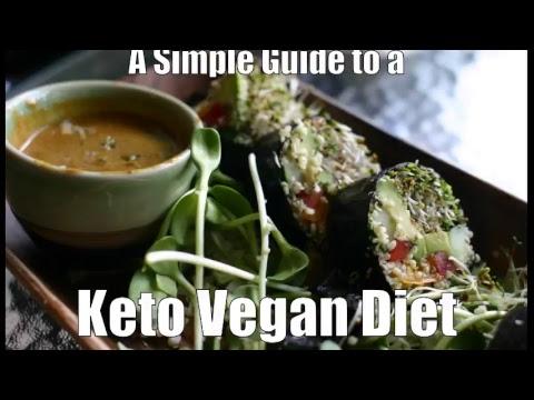 Detox Fasting, Weight Loss and Vegan Ketosis Nutrition