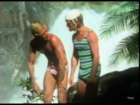 Paul Hogan  (Hoges & Stropp) 'Anyhow Have A Winfield' (Waterfall) 1971