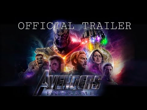Avengers - EndGame | Official Trailer 2