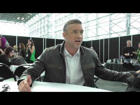 NYCC 2015:  Agent X - Jeff Hephner -- Most Embarrassing Moments