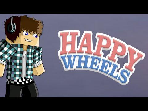 OS MAPAS DO AUTHENTIC !! - HAPPY WHEELS