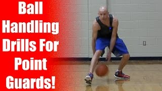Ball Handling Drills For Point Guards! Ball Handling Workout | Snake