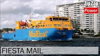FIESTA MAIL | MailBoat Cargo & Passenger Ship