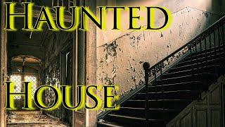 Spirit Communication Session At Haunted House